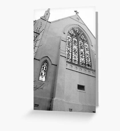 St Marys Church, Sale Victoria Greeting Card