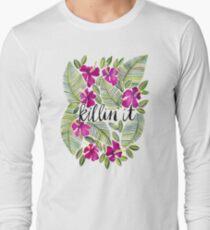 Killin' It – Tropical Pink T-Shirt