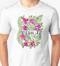 Killin' It – Tropical Pink T-Shirt