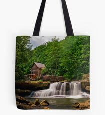 Babcock Grist Mill Tote Bag