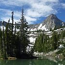 Alpine Pastoral by Robert C Richmond