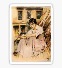 Elizabeth Bennet- Part 3 Sticker