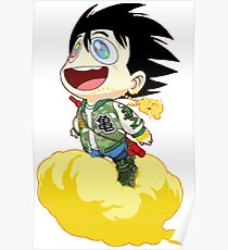 Dragon Ball Abschluss Poster