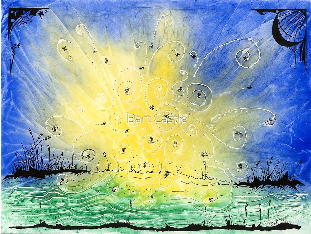 Lightning Bugs by Bart Castle