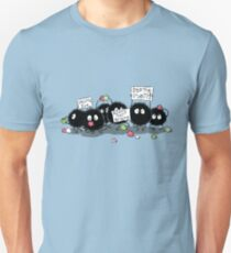 Dust Bunnies Unisex T-Shirt
