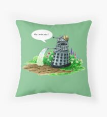 Germinate! Throw Pillow