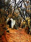 The Chapel In The Rock - Holy Hill Mikulov by Menega  Sabidussi