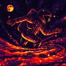 «Atrapado en un agujero negro» de nicebleed