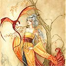 Golden Dragon Lady by Meredith Dillman