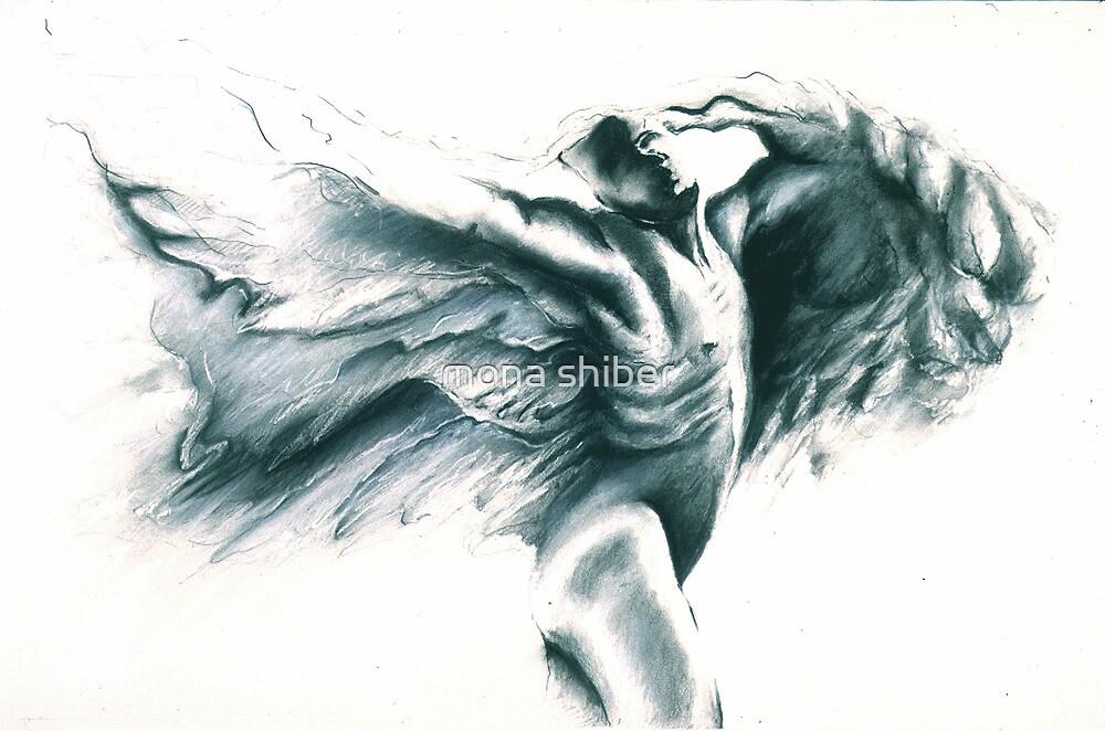 Reaching by Mona Shiber