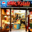 Kebab Diner Sydney Australia by Raoul Isidro