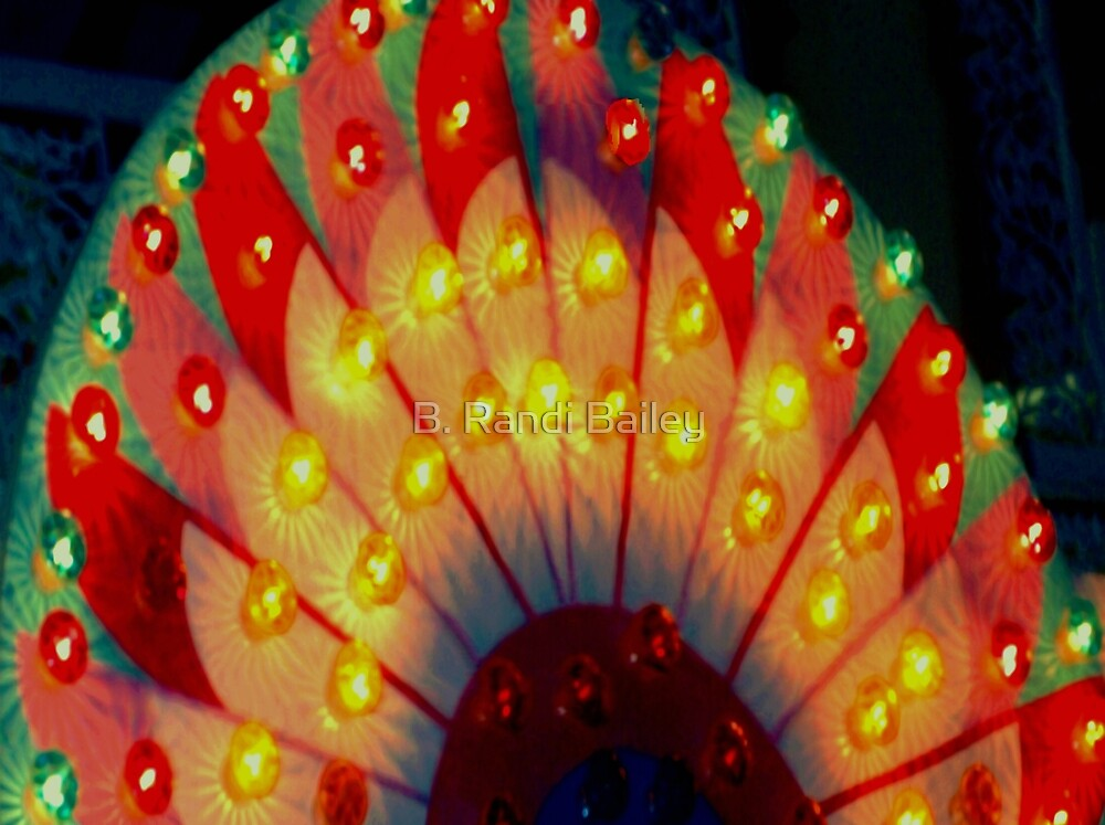 Carnival lights by ♥⊱ B. Randi Bailey