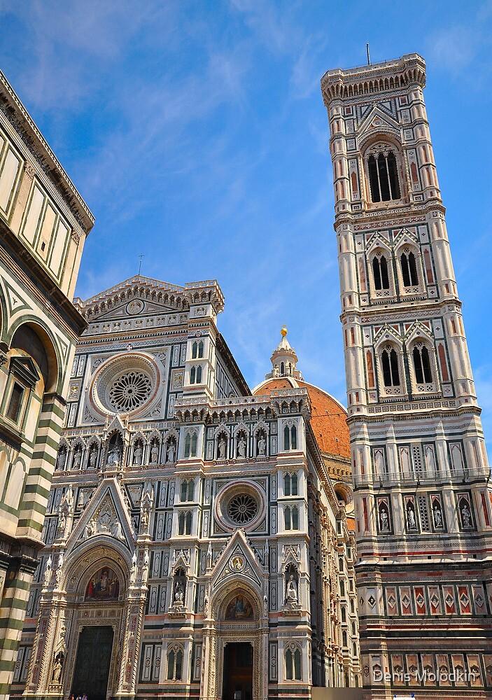 Duomo - Gothic Masterpiece IV by Denis Molodkin
