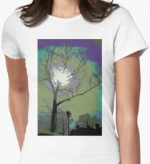 Sun Behind the Trees T-Shirt