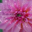 Festive And Beautiful Mothers Day Card by hurmerinta