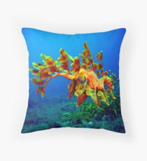 driftin Throw Pillow