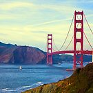 Golden Gate by Nickolay Stanev