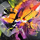 Action Abstract Expresstion 897 by Eraclis Aristidou