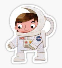Spaceboy Sticker