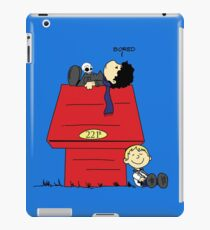 Ein Drei-Patch-Problem iPad-Hülle & Klebefolie