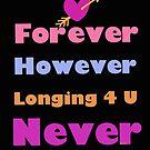 Forever  by MarleyArt123