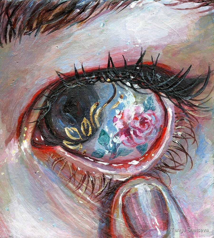 Beauty in The Eye by tanyashatseva