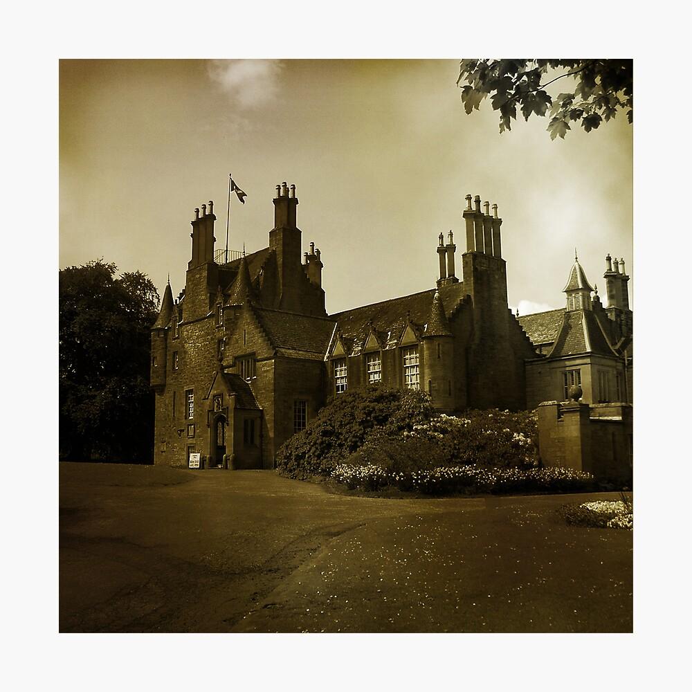 Lauriston Castle Photographic Print