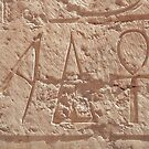 A stands for Ankh  by areyarey
