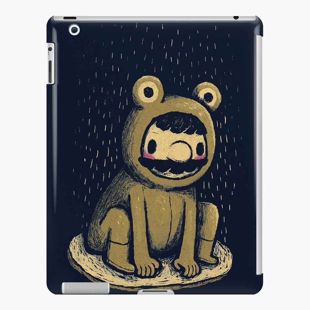 la vida de un hombre rana Funda y vinilo para iPad
