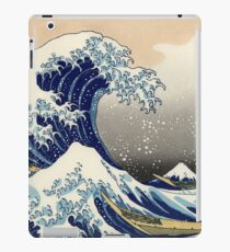 "Hokusai (1760-1849) ""The Great Wave off Kanagawa"" iPad Case/Skin"