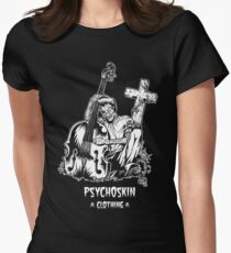 Psychobilly Women's Fitted T-Shirt