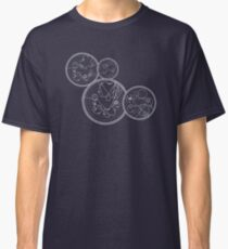 Doctor Who Gallifreyan - We're All Stories quotes Classic T-Shirt