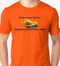 Kelly's Crane Service T-Shirt