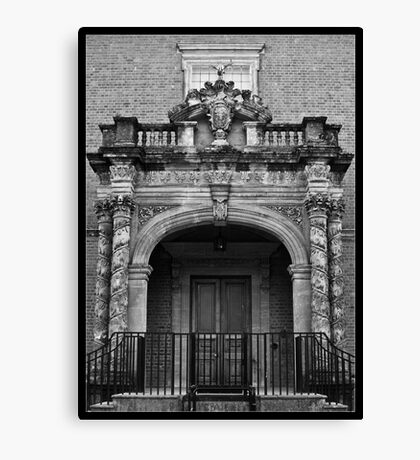 Tredegar House, Newport Canvas Print