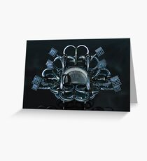 A C4D Deviant Device Greeting Card