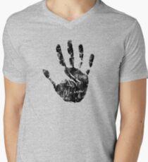 We Know. - Skyrim V-Neck T-Shirt