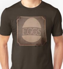 "Eggs Box ""Dare to be Square"" T-Shirt"