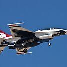 USAF Thunderbird by Henry Plumley