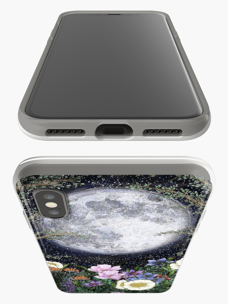 Alternate view of Midnight in the Garden II iPhone Cases & Covers