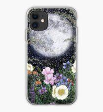 Midnight in the Garden II iPhone Case