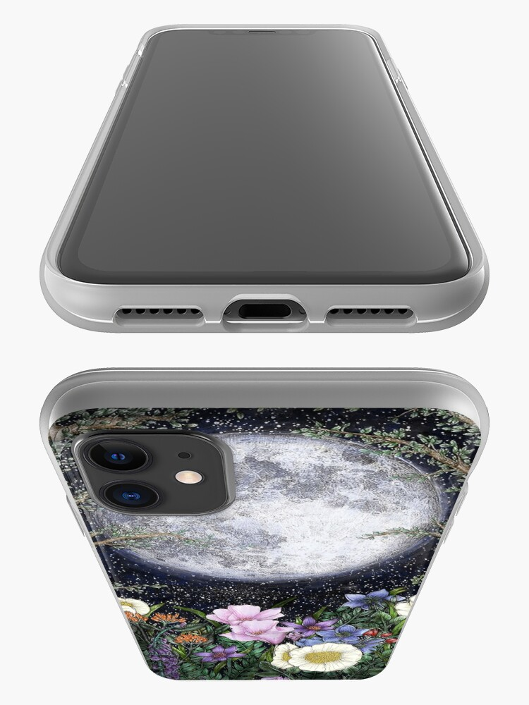 Alternate view of Midnight in the Garden II iPhone Case & Cover