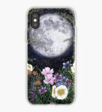 Mitternacht im Garten II iPhone-Hülle & Cover