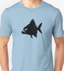 Angry Animals - Piranha Slim Fit T-Shirt