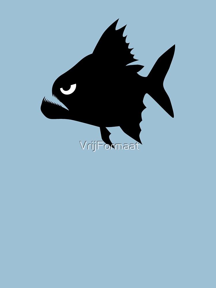 Angry Animals - Piranha by VrijFormaat