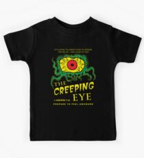 The Creeping Eye Kids Tee