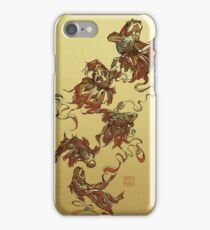 Tangled Veiltail iPhone Case/Skin