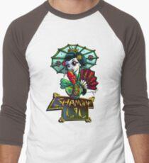 Shanghi Lil Men's Baseball ¾ T-Shirt