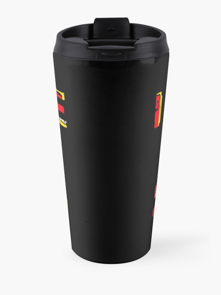 Alternate view of I Love You 3000 v2 Travel Mug
