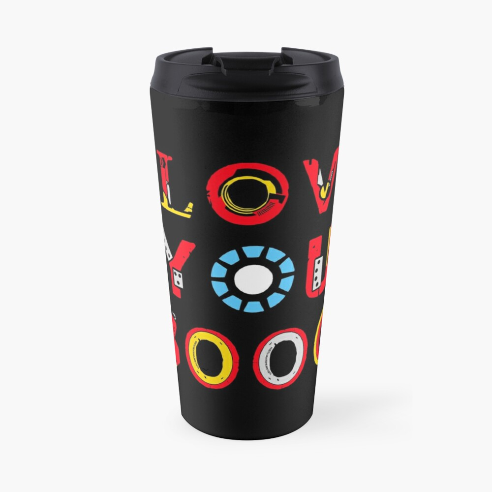 I Love You 3000 v2 Travel Mug