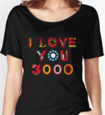Ich liebe dich 3000 v2 Loose Fit T-Shirt